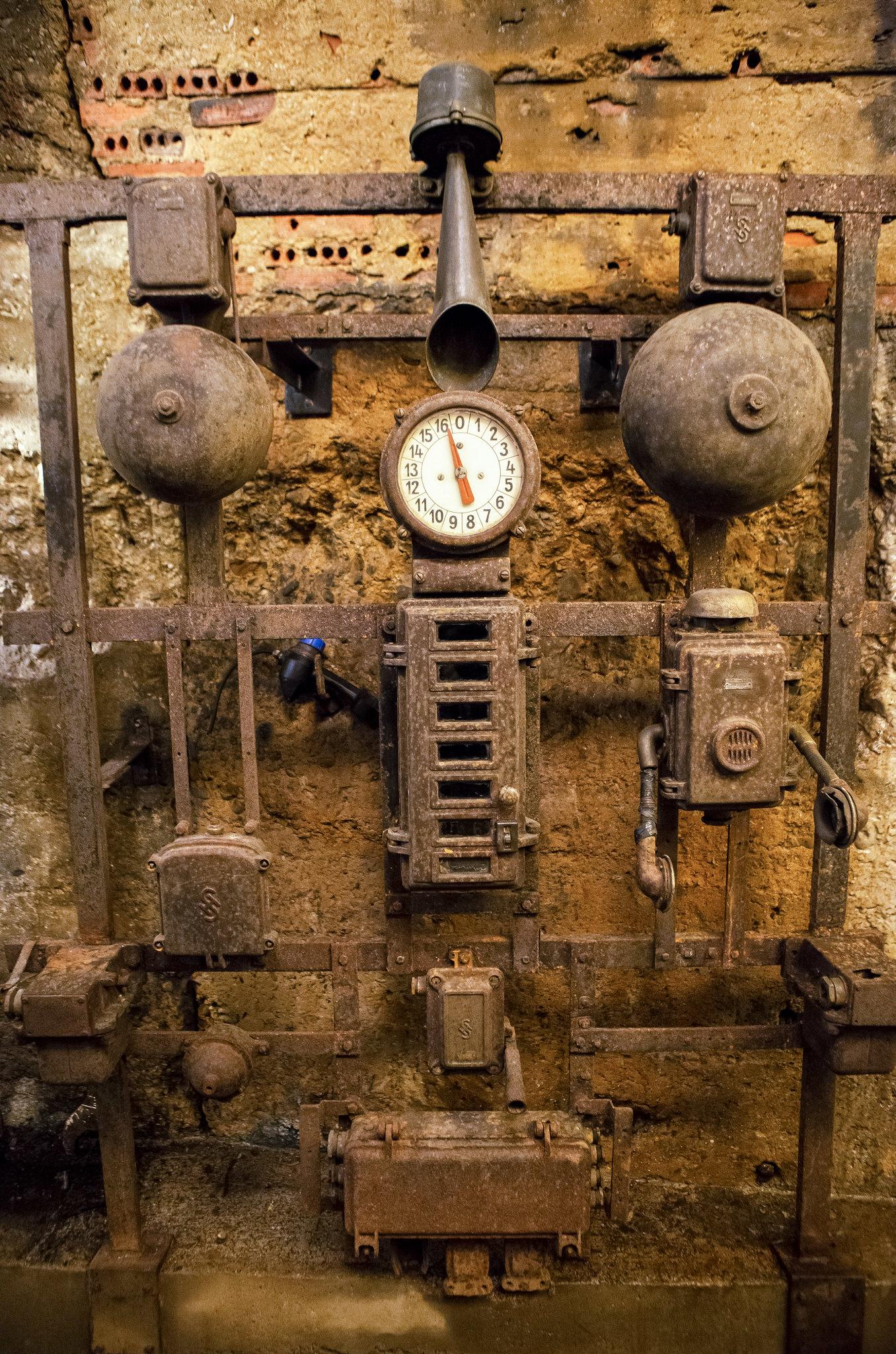 Timbre de ascensor vintage
