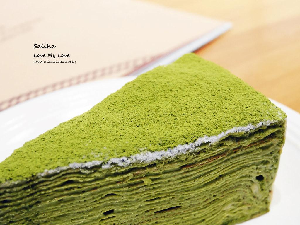 台北好吃甜點千層蛋糕不限時咖啡館生活在他方適合看書閱讀 (2)