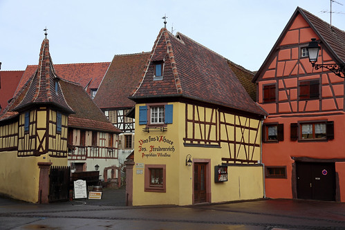 Eguisheim. Alsace. France. IMG_4816