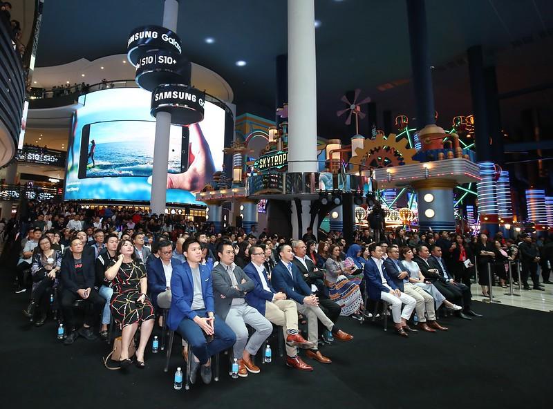 Samsung Malaysia Galaxy S10 Launch