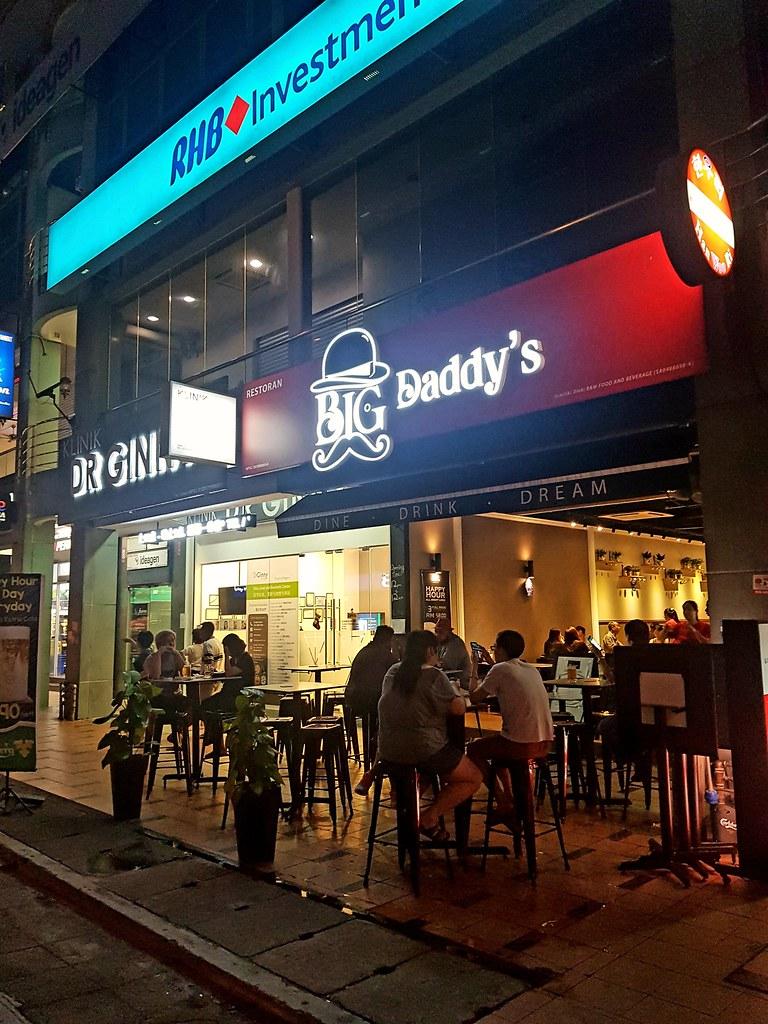 @ Big Daddy's Restaurant Taipan USJ10