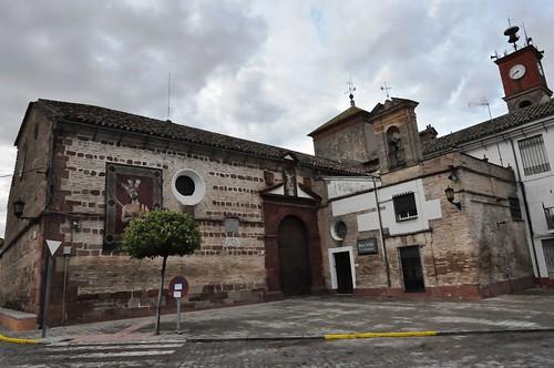 El Carpio (Córdoba-España). Iglesia de la Asunción