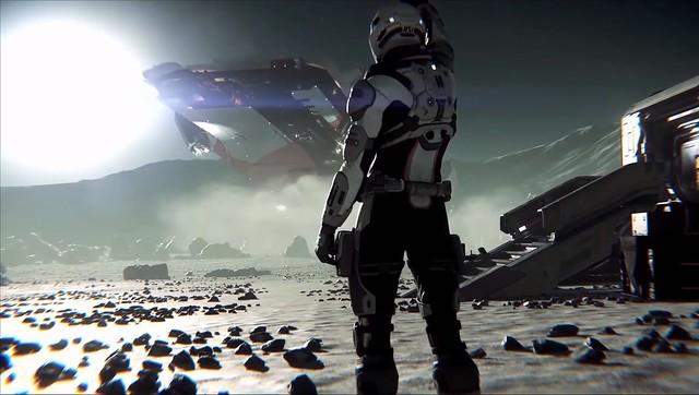 Star Citizen - Landing