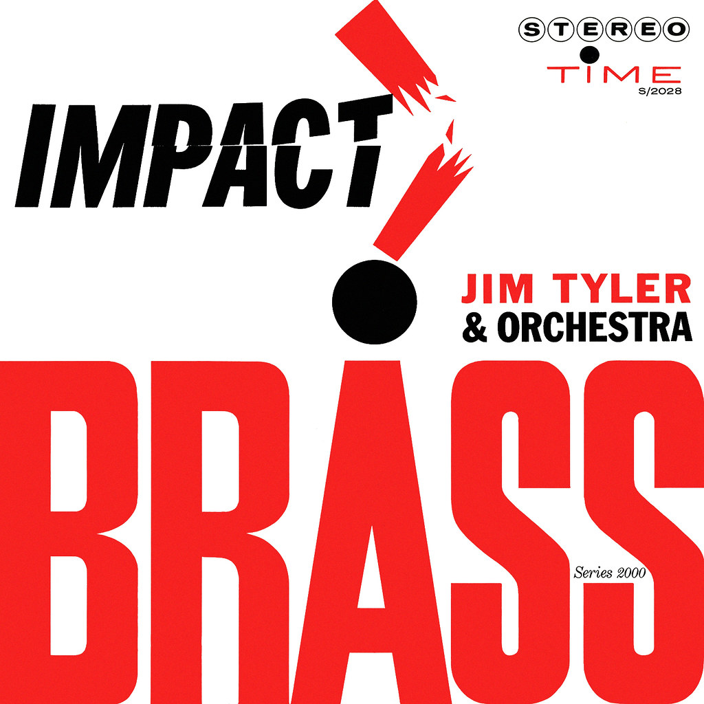 Jim Tyler - Impact! Brass