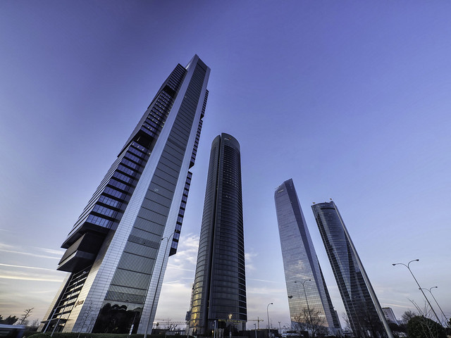 TORRES BUSINESS AREA-MADRID