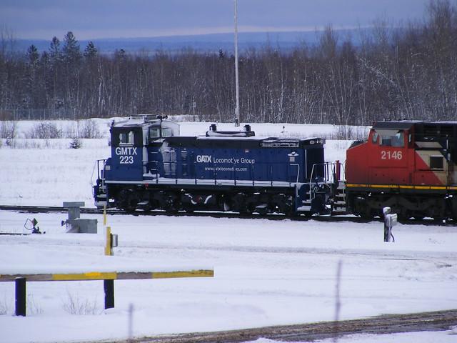 GATX Rail Locomotive Group, Fujifilm FinePix S5700 S700