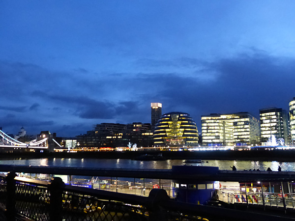 la mairie de Londres