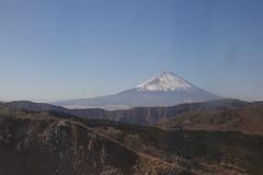 Mount Fuji, Hakone Ropeway, Hakone, Japan