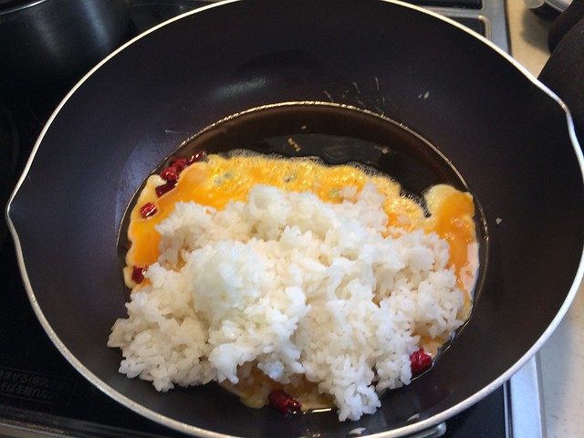 Butterbur Introduce Fried rice