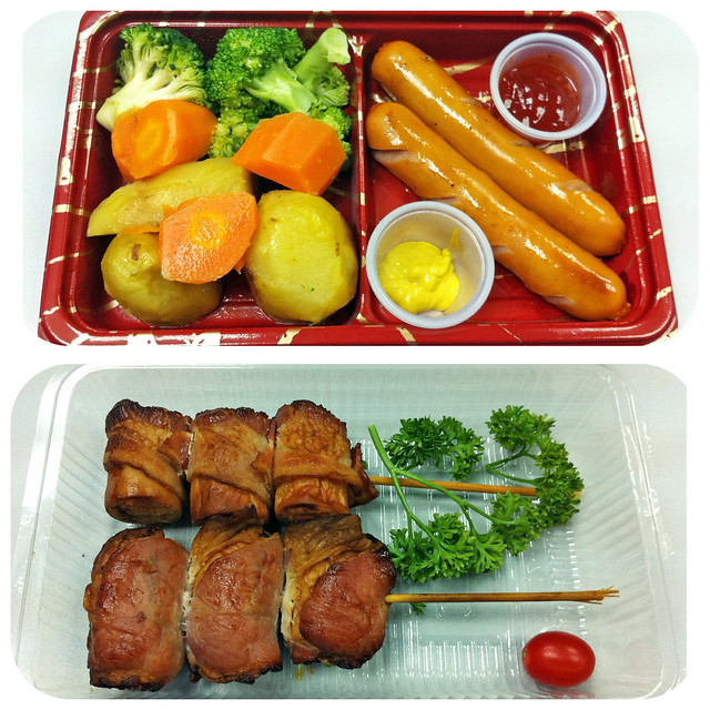 Japanese Packed Lunch