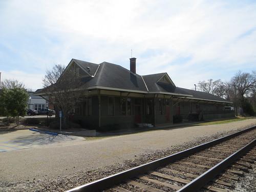 Louisville and Nashville Depot Evergreen AL (2)