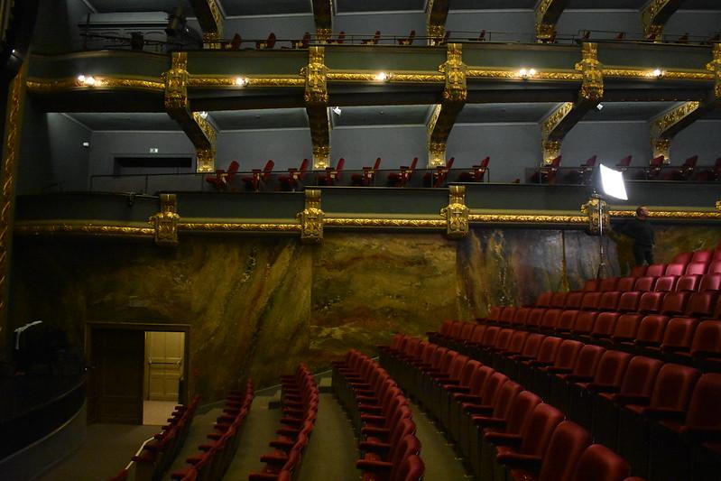 Gran auditorio en Vooruit