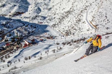 Izrael: lyžování vkolébce civilizace