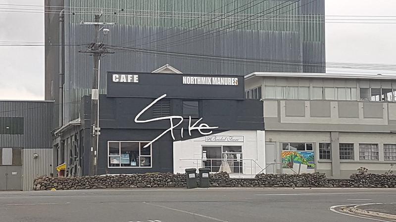 Manure, Café and Bridal Wear?