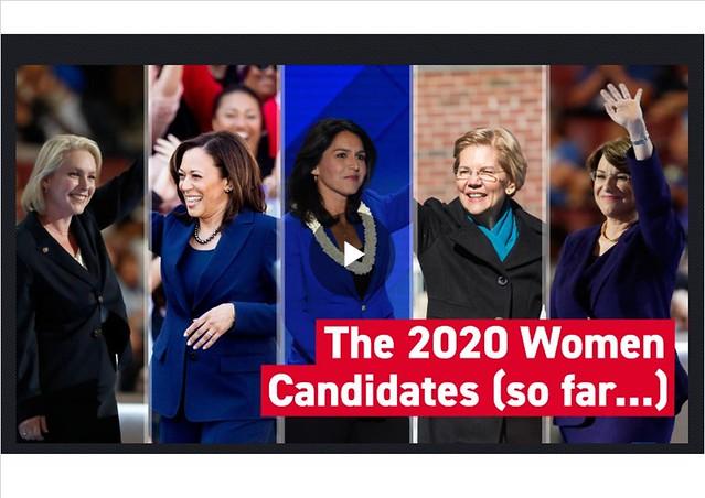 Femmes candidates 2020 14 02 19