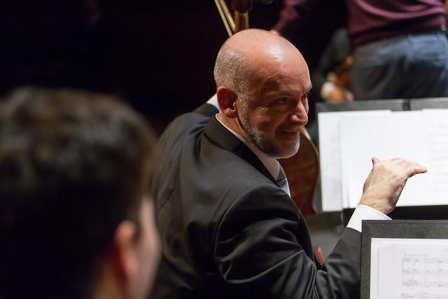 Gala lírica benéfica. Orquesta Sinfónica Universidad de Navarra