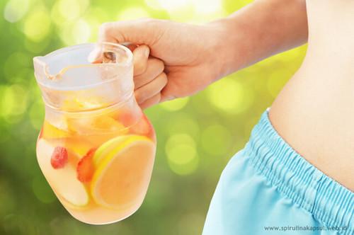 Sari Lemon Untuk Menurunkan Berat Badan