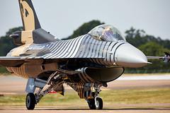 F-16's 2017-2018