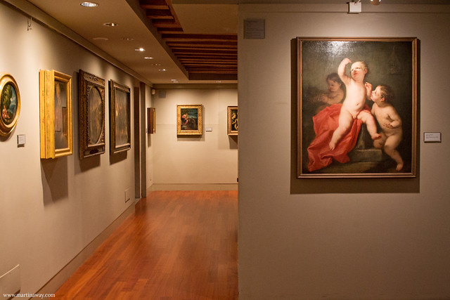 Pinacoteca Egidio Martini, Ca' Rezzonico