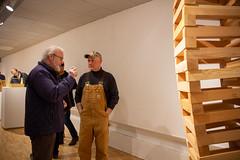 '나무 (Wood)' Art Opening