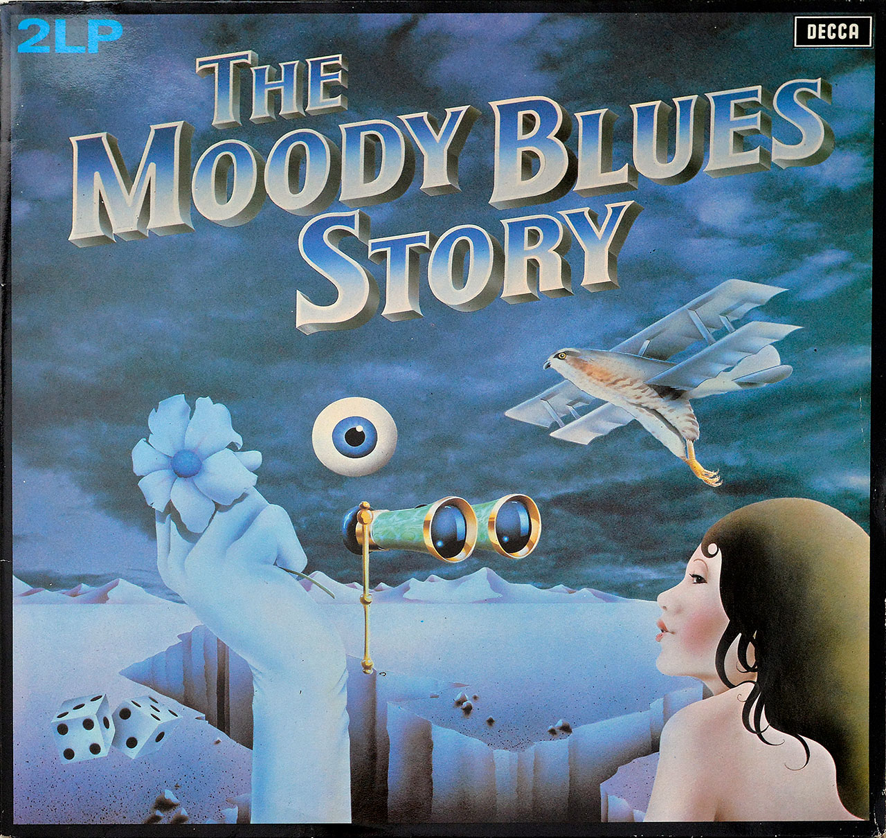 A0686 MOODY BLUES The Moody Blues Story