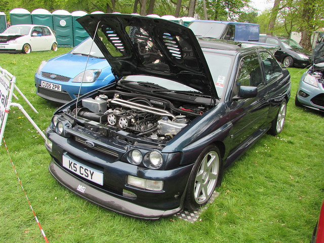 Ford Escort RS Cosworth, Canon POWERSHOT SX400 IS