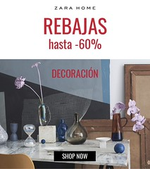 New Deals at Zara Home - Rebajas de Invierno II