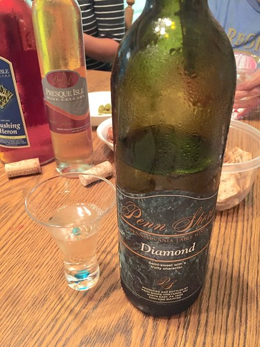 Penn Shore Winery Diamond wine