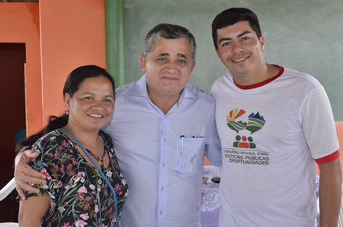 Reunião em São Benedito