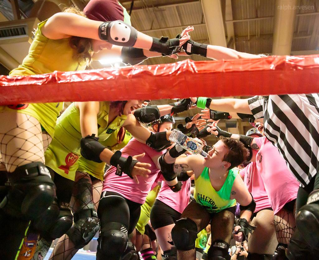 Texas Roller Derby   Texas Review   Ralph Arvesen