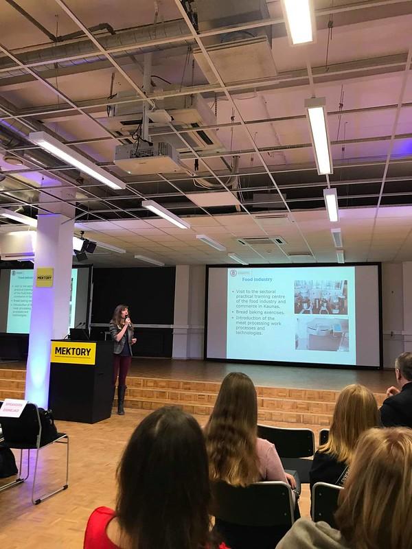 Konferencija Talino Technologijų universitete