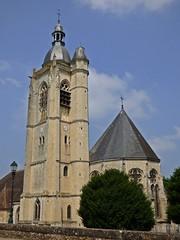 Église Saint-Hilaire...Nogent-le-Rotrou