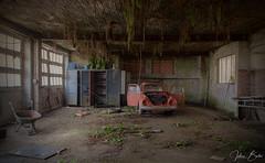 Garage Fourgres.