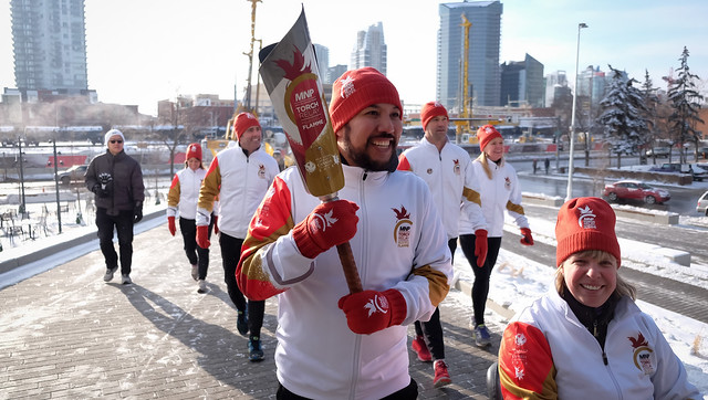 Alberta welcomes Canada's young athletes