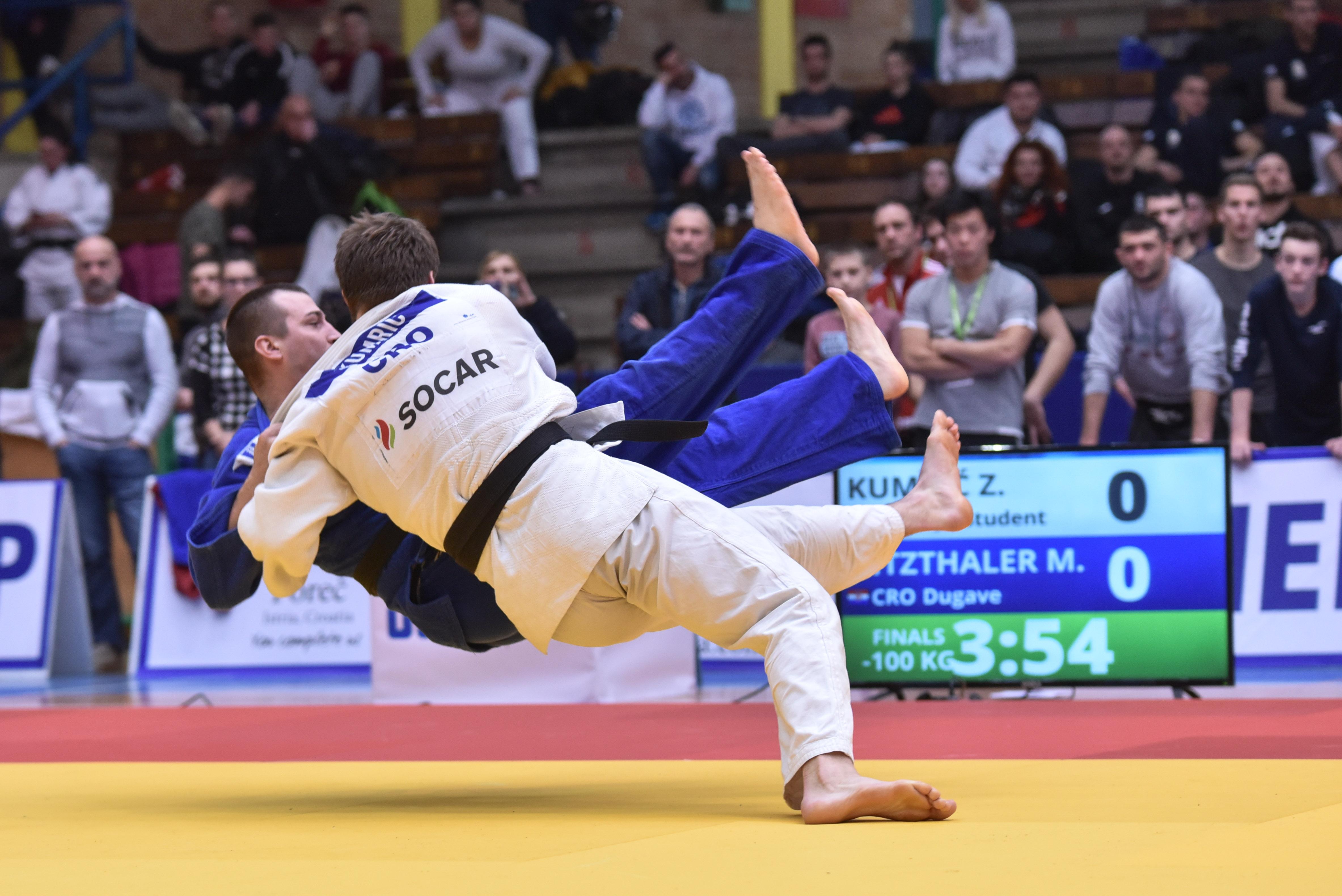 Seniorsko prvenstvo Hrvatske u judu - Zagreb