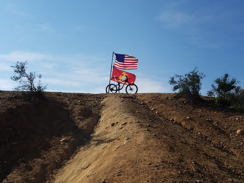 Santa Ana Mountains • Top of the Luge