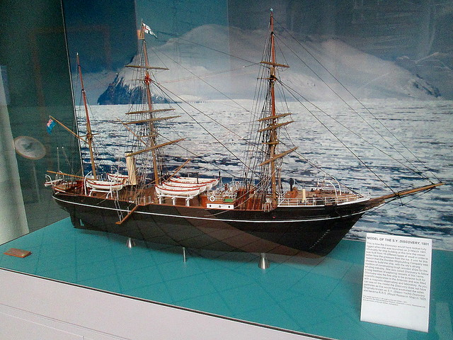 Model of RRS Discovery, Dundee