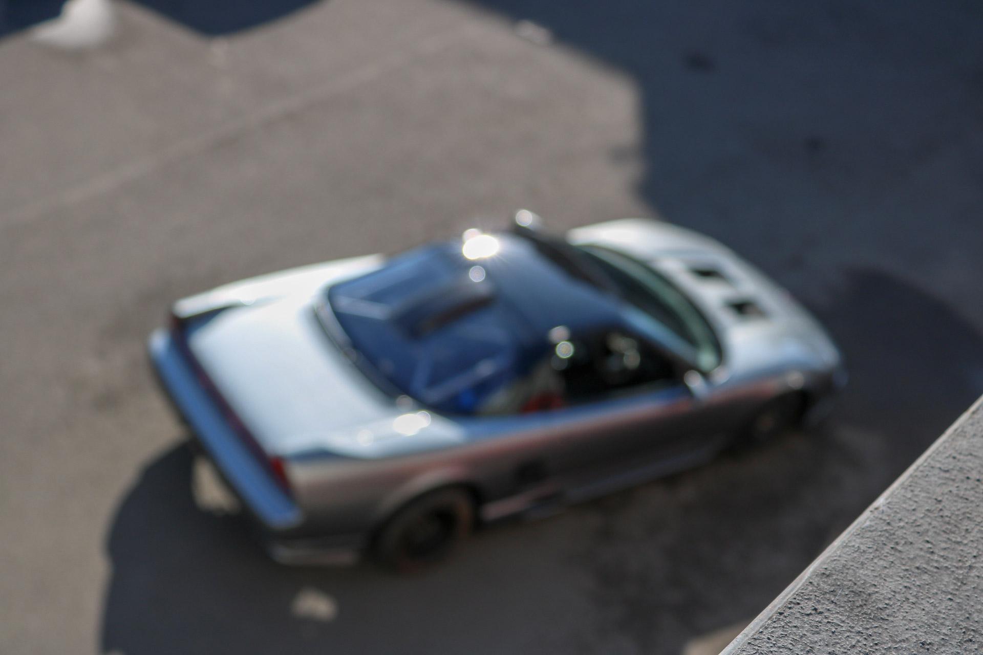 TEG | TEGIWA HONDA NSX RACE CAR