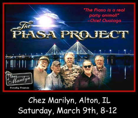 The Piasa Project 3-9-19