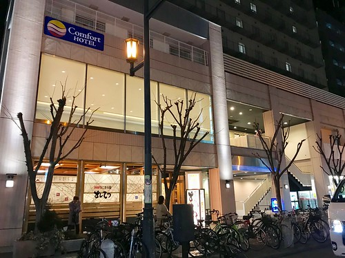 20190220 comfort hotel OSAKA