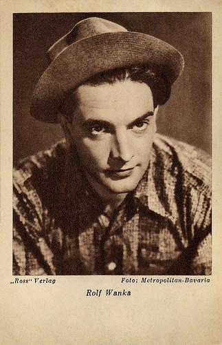 Rolf Wanka in Rote Rosen - blaue Adria (1938)