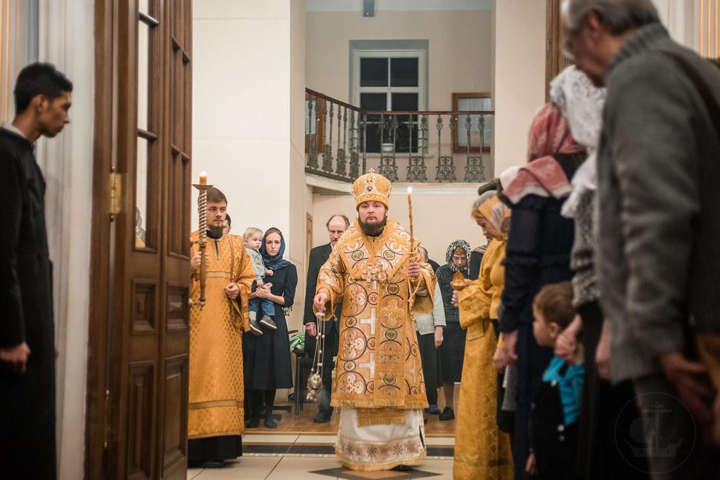 17 Марта 2019, Неделя Торжества Православия / 17 March 2019, The Sunday of the Triumph of Orthodoxy