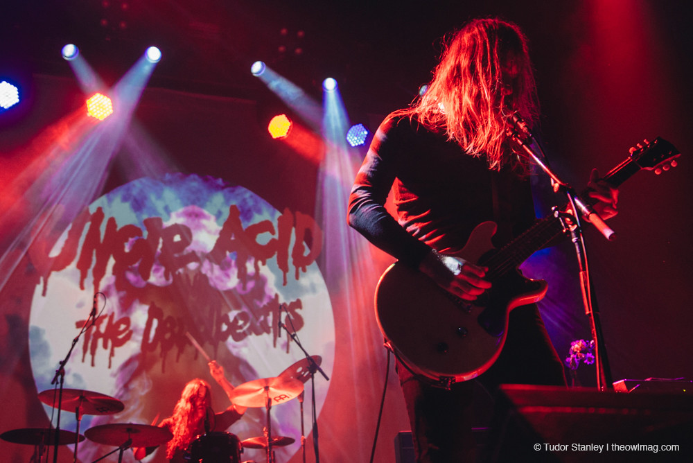 Uncle Acid & The Deadbeats @ The Warfield, SF 3/16/2019