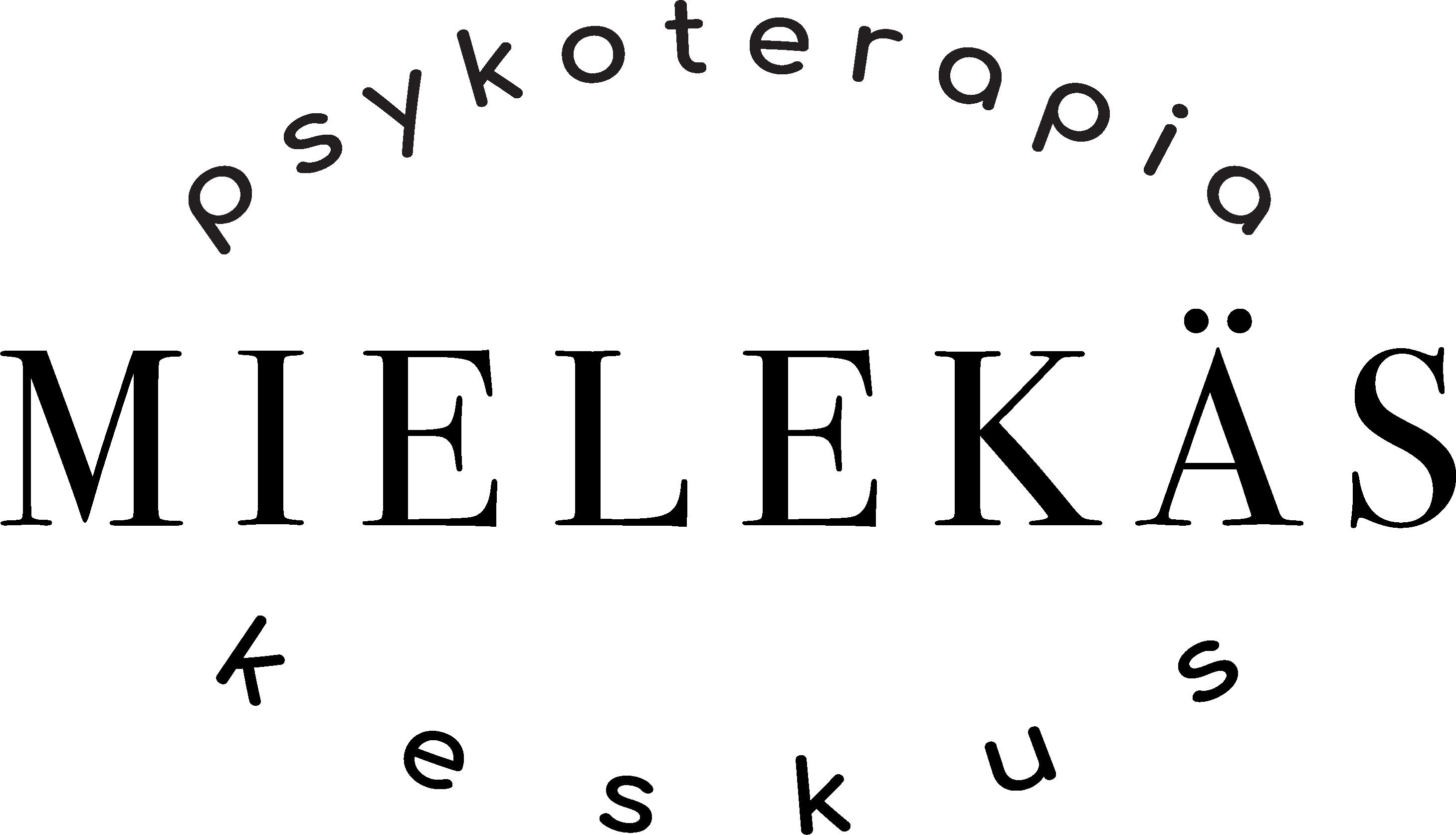 mielekas_logo_musta