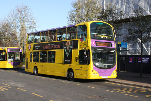 Yellow Buses 180 HF03ODU