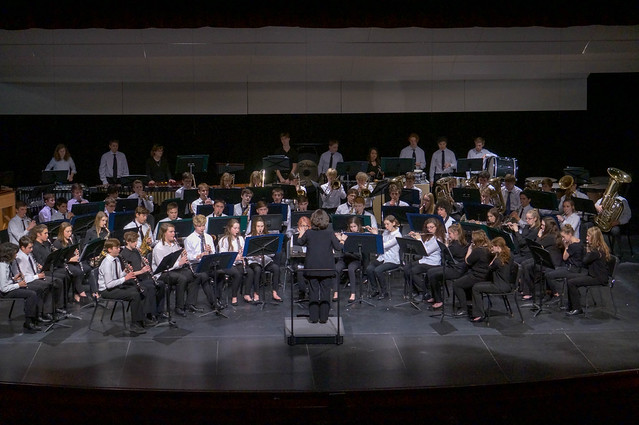 Winter Band Concert 2019