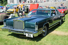 Lincoln Continental 2 door Town Car (1978)