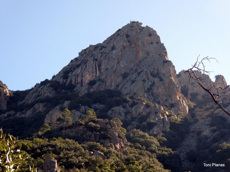 Roc de Ponent i l'Atrevida