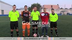 Juventud Barrio del Cristo 0-0 Torrent CF (Eleuterio Sánchez)
