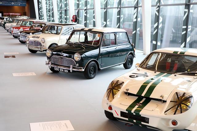 Expo (2019) -  Les 60 ans de la Mini